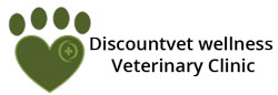Discount Vet Wellness logo